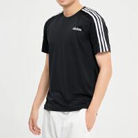 adidas阿迪达斯男装短袖T恤2017新款运动服BK0970