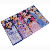 迪士尼 联众   DM0907 双面铅笔盒 学生笔盒 儿童笔盒 多色