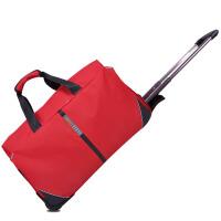 拉杆行李包旅行包 拉杆旅行包贴牌 大容量拉杆包