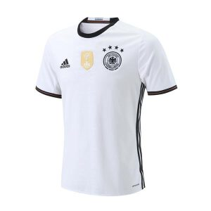 adidas阿迪达斯男装短袖T恤德国主场比赛运动服AI5014