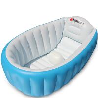 幼婴儿洗浴盆充气婴幼儿宝宝儿童新生儿浴盆洗澡盆四季适用安全健康环保更贴心