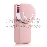 喷雾加湿制冷 小风扇 空调扇 口袋便携式迷你风扇手持式USB电池两用无叶