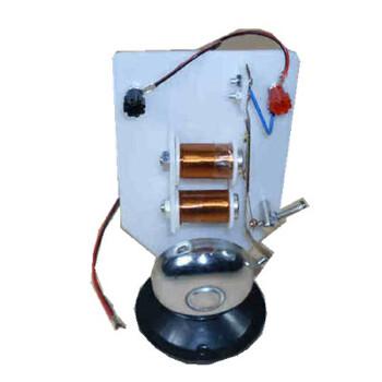 初中物理/实验器材/电磁学/直流电铃