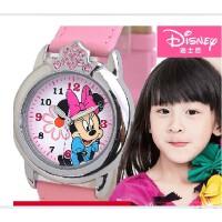 儿童手表 女孩 迪士尼儿童表小学生表 可爱卡通女童米奇手表