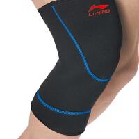 LINING李宁 运动护具  运动护膝护具 基本型护膝AQAH172 保暖护膝