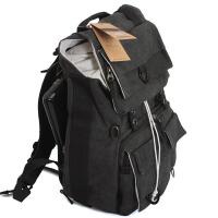 防盗摄影包 佳能单反相机包  户外包包 电脑包 帆布双肩背包
