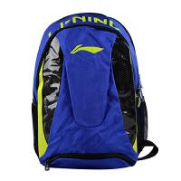 LiNing李宁羽毛球包 ABSK332 双肩背包 3支装羽毛球拍包