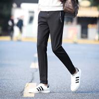 EASZin逸纯印品 男式休闲裤 夏装新款休闲裤男士韩版长裤直筒男裤 薄款裤子潮