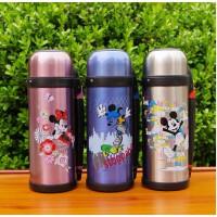迪士尼保温杯不锈钢真空保温瓶旅行保温壶防漏儿童水杯 5710