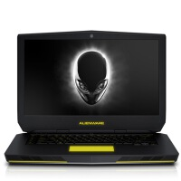 外星人 ALW14-3718 14寸游戏本 I7-3630M 16G内存 1TB硬盘 GT650M 2G WIN7