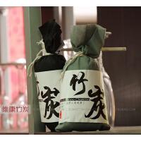 维康日式炭包 抽屉竹炭除味包空气净化 135g