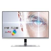 优派(ViewSonic)VX2471-shv23.6英寸PLS银白 窄边护眼不闪液晶显示器