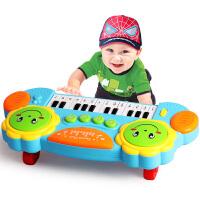 【琴鼓二合一】猫贝乐 宝宝音乐琴玩具乐器 早教启智多功能婴儿益智玩具1-3-6岁