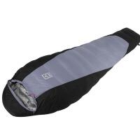 凹凸 户外加厚羽绒睡袋 鸭绒超轻超保暖 秋冬款 冬季睡袋旅游用品