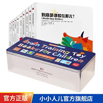 法国脑力玩具书