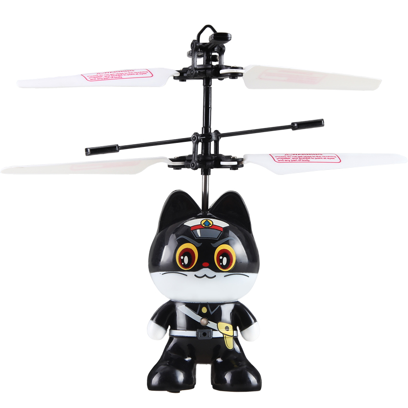 迷你遥控飞机玩具美国队长蜘蛛侠太空人直升机