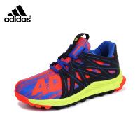 adidas/阿迪达斯童鞋vigor bounce c 中小童运动鞋 男女童耐磨跑步鞋B54164