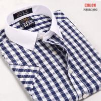 2016夏装新款优鲨男装寸衫韩版白领商务休闲短袖衬衣男士短袖衬衫