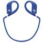 【当当自营】JBL Endurance Jump 蓝色 专业跑步运动耳机 触控通话 挂耳式磁吸防水耳塞 入耳式无线蓝牙音乐耳机