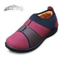 欣清老北京布鞋女鞋妈妈鞋秋冬短靴 中老年棉鞋妈妈靴女棉鞋
