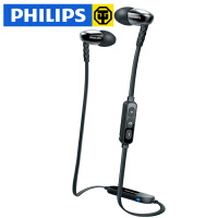 Philips/飞利浦 SHB5900 蓝牙立体声入耳式音乐耳机NFC无线连接 ,MUSIC CHAIN音乐分享功能,可通话设计,*版本蓝牙4.1连接,170小时待机,8小时通话,7.5小时音乐。