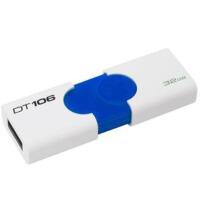 【全国大部分地区包邮】 金士顿 DT106 16G 32G 64G 128G优盘u盘高速USB3.0创意个性定制刻字礼品商务推拉式u盘