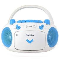 熊猫 CD-203复读机磁带MP3  录音U盘TF卡 USB播放 收音磁带转录播放机器