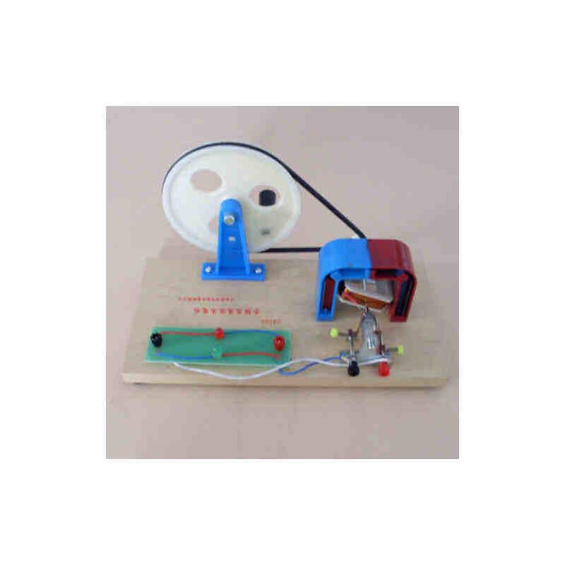 物理实验器材 教学仪器/手摇交直流发电机