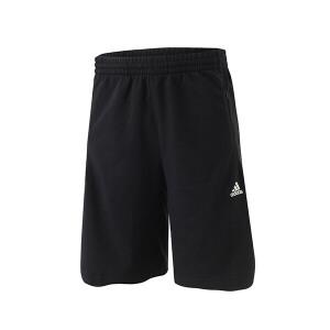 adidas阿迪达斯男装运动短裤2017新款运动服BR8398