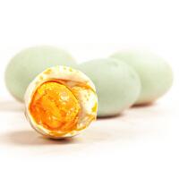 【德青源】咸鸭蛋24枚装 油黄质细咸淡适中