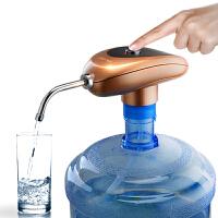 新功PL-6无线抽水器桶装水电动压水器纯净水上吸水器饮水机水龙头