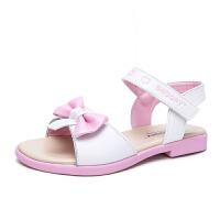 史努比童鞋女童凉鞋宝宝沙滩鞋露趾女孩凉鞋