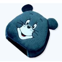 春笑 USB暖手鼠标垫/保暖发热鼠标垫 加热 USB暖手宝 灰鼠