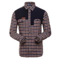非凡探索Discovery男装格子长袖衬衫户外服DAKC91105