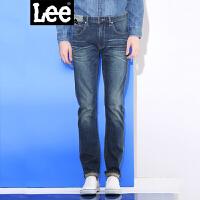 Lee男装 商场同款2017春夏新品低腰修身窄脚牛仔裤男LMS706Z024SC