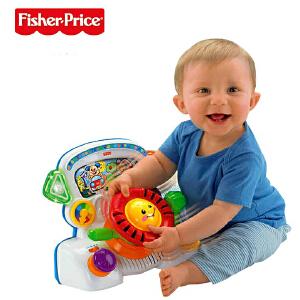Fisher Price 费雪 趣味互动方向盘 双语
