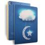 iPad mini4保护套苹果ipad mini mini2mini3保护壳支架ipad迷你4超薄休眠皮套卡通支架 智能休眠 超薄