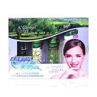 A'Gensn/安安金纯橄榄油舒润补水调理套装  净润调理 补水保湿