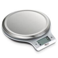 香山电子秤EK813-5kg电子厨房秤克度食物秤烘焙秤中药秤高精度电子秤 带体积转换功能