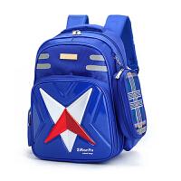 自然鱼 2016韩版双肩儿童书包小学生3-6年级男女生减负轻防水背包书包