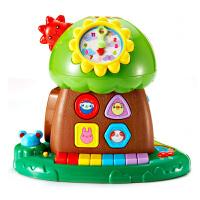[当当自营]Auby 澳贝 启智系列 趣味小树积木 婴儿玩具 463425