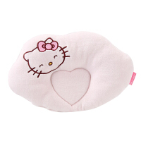 hellokitty暖暖哒天鹅绒可爱云朵定型枕 婴儿枕头