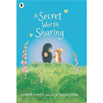 A Secret Worth Sharing    ISBN:9781406338508