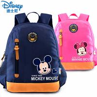 迪士尼(Disney)幼儿园书包男卡通背包宝宝学前班中小班儿童幼儿书包2-6岁