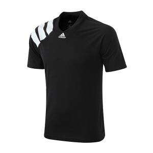 adidas阿迪达斯男装短袖T恤2017新款足球运动服BJ9435