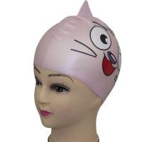 儿童游泳帽  儿童泳帽男童泳帽  女童泳帽
