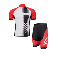 XINTOWN红箭骑行服短袖情侣套装自行车服夏季吸湿排汗速干衣