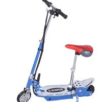 代步小型踏板电瓶车可折叠电动车代步滑板车前后充气轮
