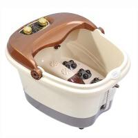 足浴器360D旋转按摩电动足浴盆加热足浴器洗脚盆按摩器LY-816足浴盆全自动按摩电动泡脚