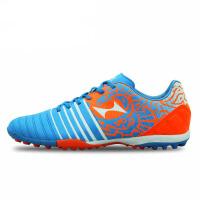 海尔斯新款足球鞋 981碎钉男款足球鞋PU青少年足球鞋TF胶钉室内外比赛训练运动